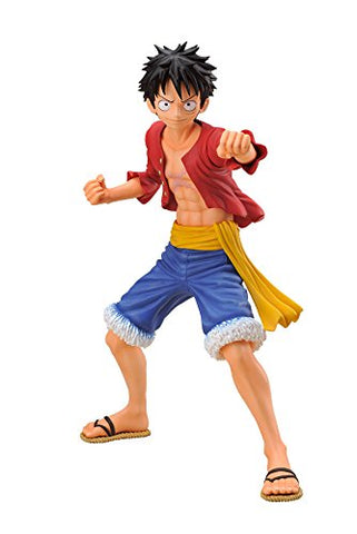 Image for One Piece - Monkey D. Luffy - Gigantic Series - 1/4 (X-Plus)