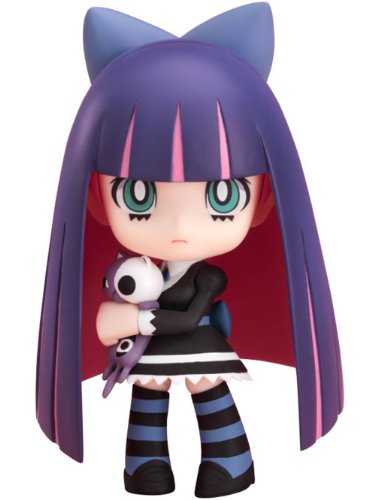 Image 1 for Panty & Stocking with Garterbelt - Stocking Anarchy - Nendoroid - 161 (Good Smile Company)