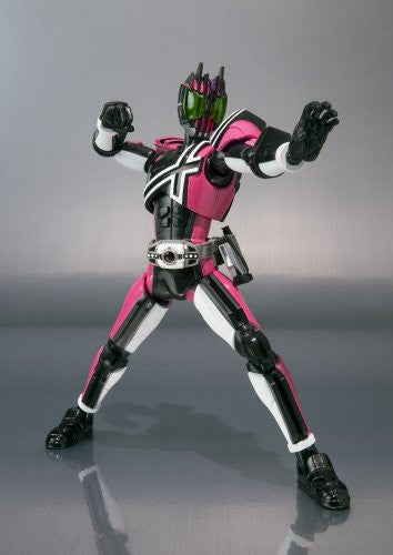 Image 3 for Kamen Rider x Kamen Rider Double & Decade: Movie War 2010 - Kamen Rider Decade - S.H.Figuarts - Violent Emotion ver. (Bandai)