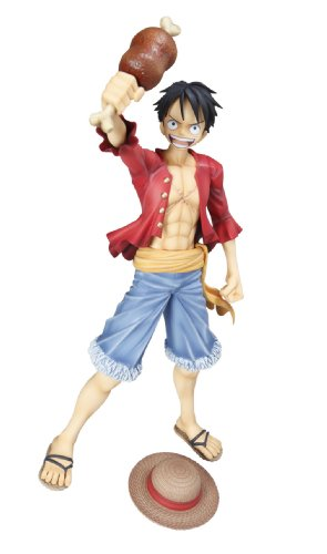 "Image 5 for One Piece - Monkey D. Luffy - Portrait Of Pirates ""Sailing Again"" - Excellent Model - 1/8 - Timeskip (MegaHouse)"