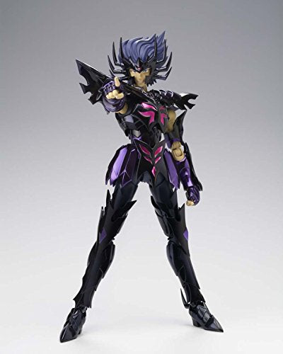 Image 7 for Saint Seiya - Cancer Death Mask - Myth Cloth EX - Hades Specter Surplice (Bandai)