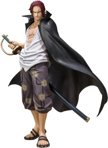 Image for One Piece - Red-Haired Shanks - Figuarts ZERO - Showdown at the summit ver. (Bandai)