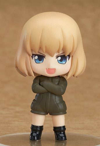Image 4 for Girls und Panzer - Katyusha - Nendoroid Petit - Nendoroid Petit Girls und Panzer - Nendoroid Petite: Girls und Panzer - Other High Schools Ver. (Good Smile Company)