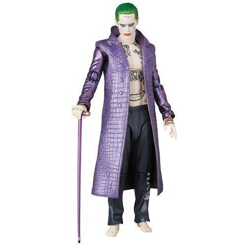Image for Suicide Squad - Joker - Mafex No.032 (Medicom Toy)