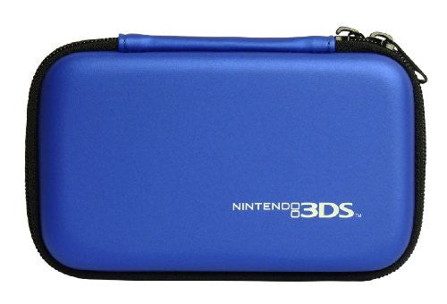Image 2 for Hard Pouch 3DS (Blue)