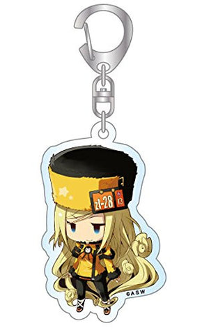 Image for Guilty Gear Xrd -Sign- - Millia Rage - Keyholder (Birthday)