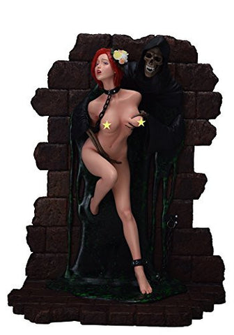 "Image for Shungo Yazawa Original Figure Series - Hell Seducer ""Toraware no Hana"" - 1/6 - Red Hair ver. (Blackberry)"
