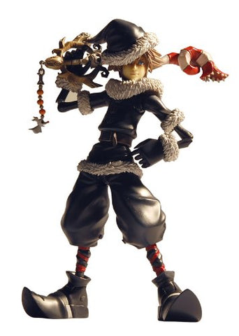 Kingdom Hearts II Final Mix - Sora - Play Arts - Kingdom Hearts II Play Arts - no.5 - Christmas Town (Kotobukiya, Square Enix)