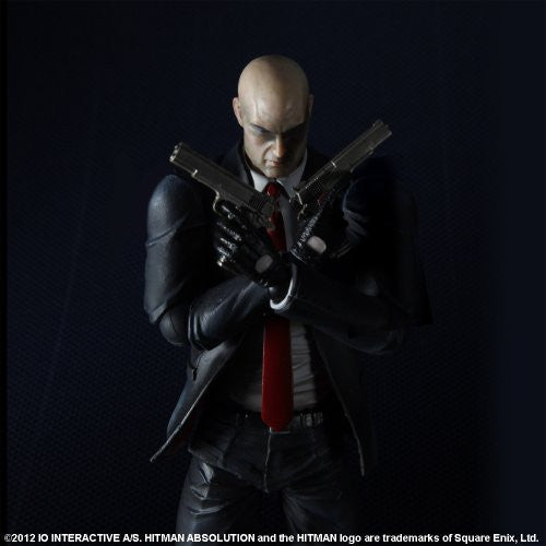 Image 5 for Hitman: Absolution - Agent 47 - Play Arts Kai (Square Enix)