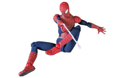 Image 2 for The Amazing Spider-Man 2 - Spider-Man - Mafex No.003 (Medicom Toy)