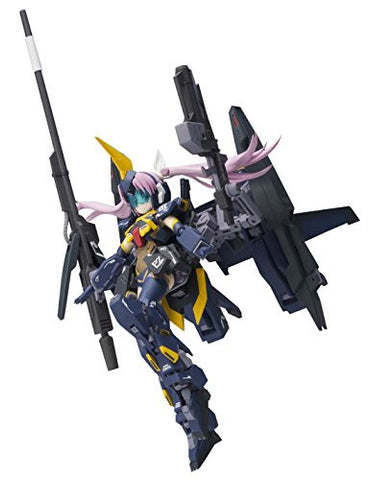 Image for Kidou Senshi Z Gundam - RX-178 Gundam Mk-II - RMS-154 Barzam - A.G.P. - MS Girl - Titans Specification (Bandai)