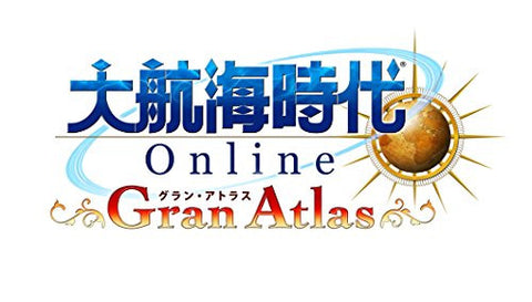 Image for Daikoukai Jidai Online: Gran Atlas [Treasure Box]