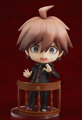 Image 4 for Dangan Ronpa: The Animation - Naegi Makoto - Nendoroid #352 (Good Smile Company)