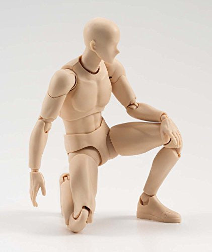 Image 5 for S.H.Figuarts - Body-kun - Pale Orange Color Ver. (Bandai)