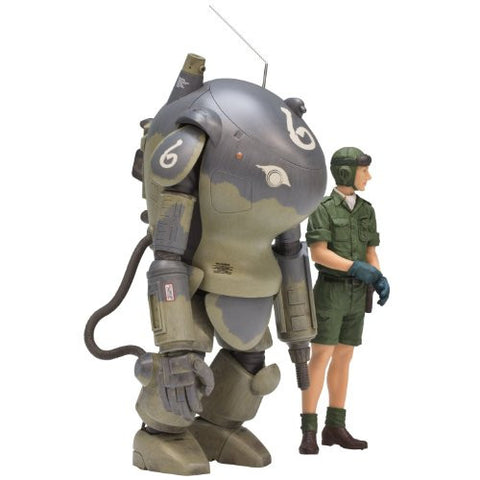 Image for Maschinen Krieger - Super Armored Fighting Suit S.A.F.S. - Action Model - 04 - Ma.k. S.A.F.S - 1/16 (Sentinel)