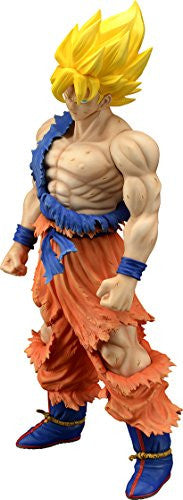 Image 1 for Dragon Ball Z - Son Goku SSJ - Gigantic Series - Damage ver. (X-Plus)