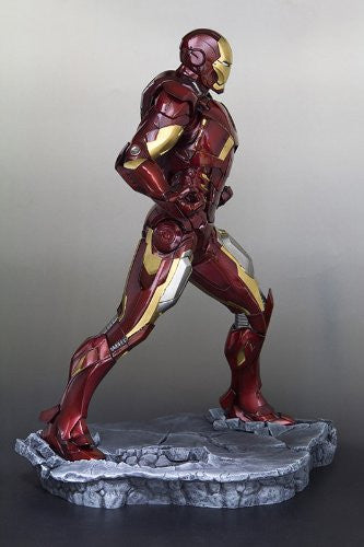 Image 4 for The Avengers - Iron Man Mark VII - ARTFX Statue - 1/6 (Kotobukiya)