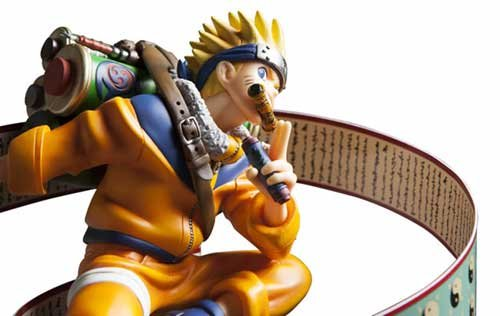 Image 12 for Naruto - Uzumaki Naruto - Door Painting Collection Figure - 1/7 (Plex)