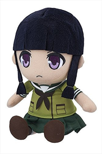 Image 3 for Kantai Collection ~Kan Colle~ - Kitakami - Osuwari Plush (Ensky)