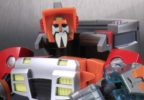 Image 3 for Transformers Animated - Wreck-Gar - TA-32 (Takara Tomy)