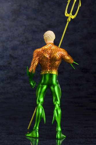 Image 8 for Justice League - Aquaman - DC Comics New 52 ARTFX+ - 1/10 (Kotobukiya)