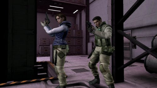 Biohazard Chronicles HD Selection