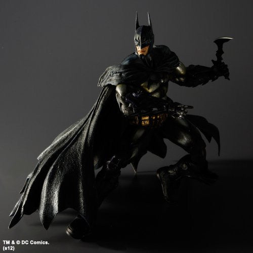 Image 5 for Batman: Arkham Asylum - Batman - Play Arts Kai - Armored Suit version (Square Enix)