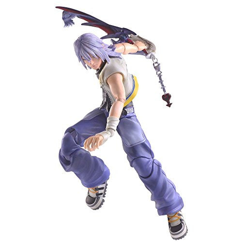 Image 1 for Kingdom Hearts II - Riku - Kingdom Hearts II Play Arts Kai - Play Arts Kai (Square Enix)