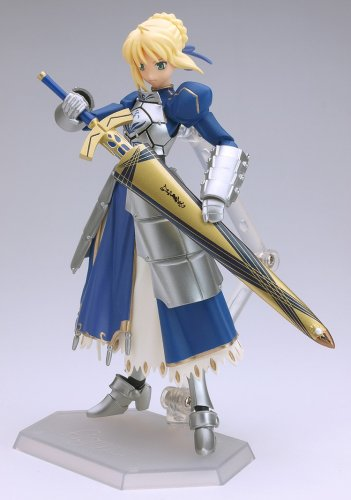 Image 4 for Fate/Stay Night - Saber - Figma #003 (Max Factory)