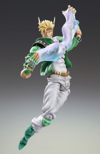 Image 2 for Battle Tendency - Jojo no Kimyou na Bouken - Caesar Anthonio Zeppeli - Super Action Statue #31 (Medicos Entertainment)