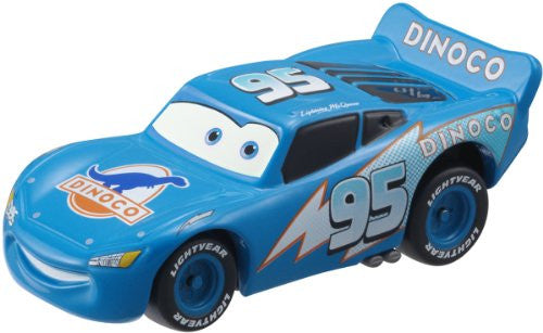 Image 1 for Cars - Lightning McQueen - Dream Tomica C-02 - DINOCO (Takara Tomy)