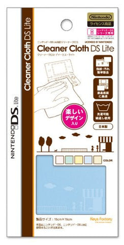 Image for Cleaner Cloth DS Lite (Mint)
