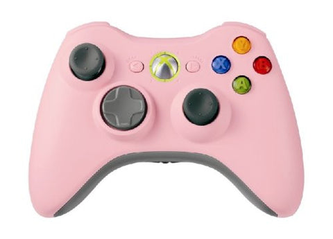 Image for Xbox 360 Wireless Controller (Pink)