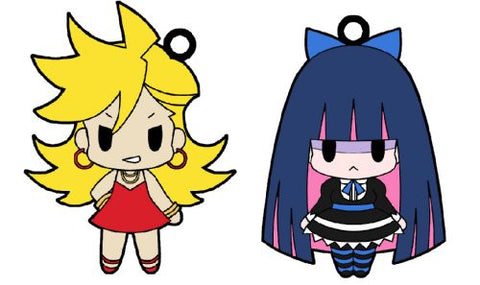 Image for Panty & Stocking with Garterbelt Rubber Strap Collection
