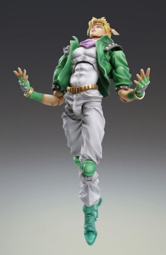 Image 3 for Battle Tendency - Jojo no Kimyou na Bouken - Caesar Anthonio Zeppeli - Super Action Statue #31 (Medicos Entertainment)