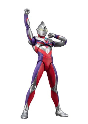Image 1 for Ultraman Tiga - Ultra-Act - Multi Type, Renewal ver. (Bandai)