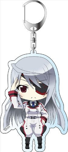Image 1 for IS: Infinite Stratos 2 - Laura Bodewig - Deka Keyholder - Keyholder (Contents Seed)