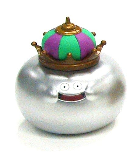 Image 1 for Dragon Quest - Metal King Slime - Dragon Quest Sofubi Monster - 019 (Square Enix)