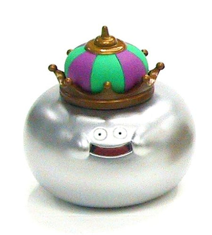 Image for Dragon Quest - Metal King Slime - Dragon Quest Sofubi Monster - 019 (Square Enix)
