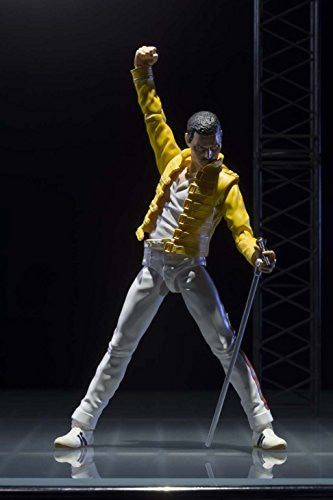 Image 6 for Queen - Freddie Mercury - S.H.Figuarts - Live at Wembley Stadium (Bandai)