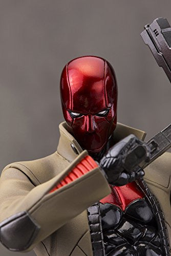 Image 4 for Batman - Red Hood - ARTFX+ - DC Comics New 52 ARTFX+ - 1/10 (Kotobukiya)
