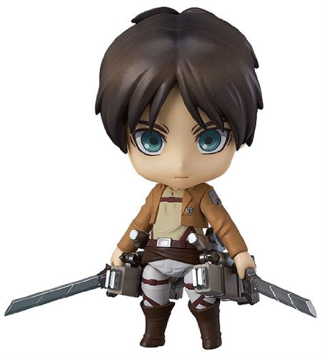 Image 1 for Shingeki no Kyojin - Eren Yeager - Nendoroid (Good Smile Company)