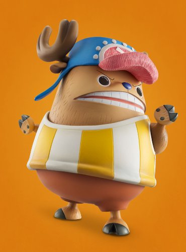 "Image 7 for One Piece - Tony Tony Chopper - Excellent Model - Portrait Of Pirates ""Sailing Again"" - 1/8 - Kung Fu Point (MegaHouse)"