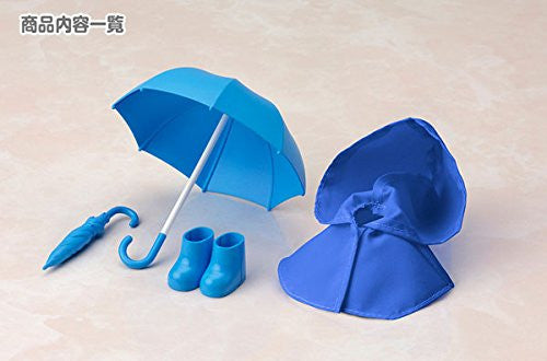 Image 2 for Cu-Poche - Cu-Poche Extra - Rainy Day Set - Blue (Kotobukiya)