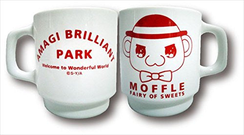 Image 1 for Amagi Brilliant Park - Moffle - Mug (Fragment)