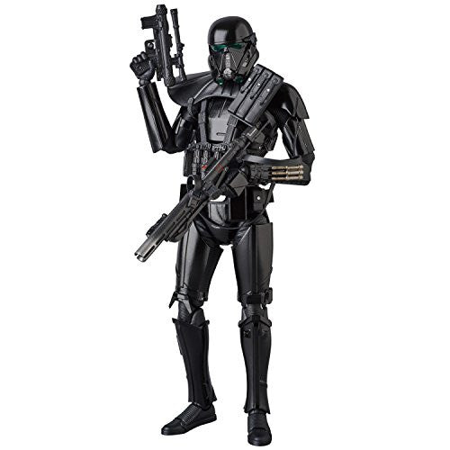 Image 3 for Rogue One: A Star Wars Story - Death Trooper - Mafex No.044 (Medicom Toy)