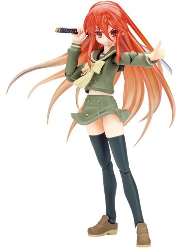 Image 1 for Shakugan no Shana - Shana - Figma #025 - Flame Hair ver. Enpatsu (Max Factory)