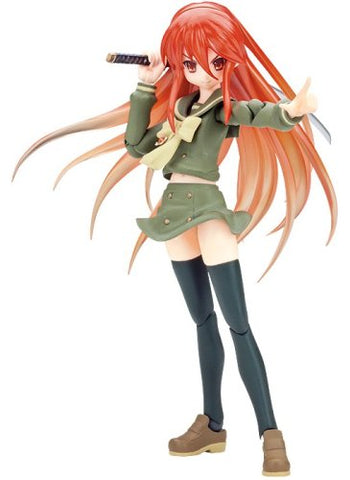 Image for Shakugan no Shana - Shana - Figma #025 - Flame Hair ver. Enpatsu (Max Factory)