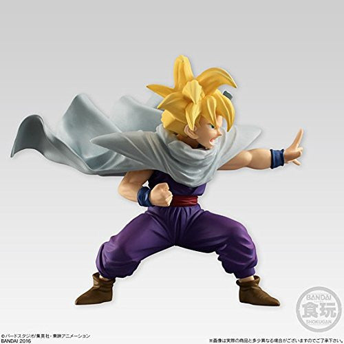 Image 7 for Dragon Ball Z - Son Gohan SSJ - Candy Toy - Dragon Ball STYLING (Bandai)