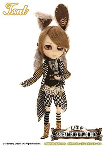Image 10 for Isul I-934 - Pullip (Line) - White Rabbit - 1/6 - Alice In Steampunk World (Groove)